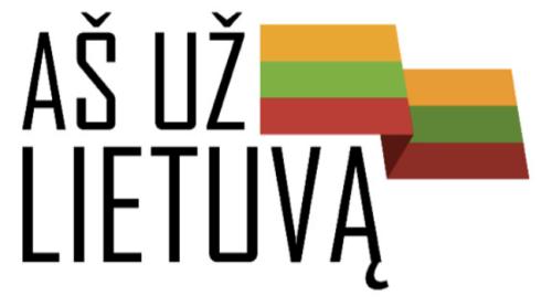 Ar uz Lietuva logo